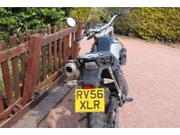 BMW X Country 650cc 2007