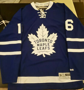 Large Leafs Marner Jersey