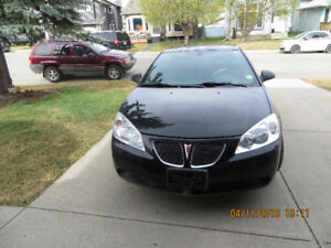 2006 Pontiac G6 Black Convertible & 2000 Jeep Laredo for SALE