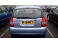 KIA PICANTO 1.1 PETROL MOT TILL APRIL EXCELLENT CONDITION DRIVES REALLY WELL