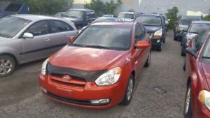 2008 Hyundai Accent L  as Traded