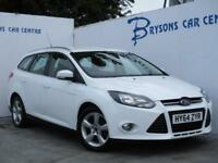 2014 64 Ford Focus 1.6TDCi ECOnetic Zetec Navigator for sale in AYRSHIRE