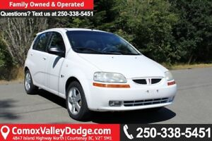 2007 Pontiac Wave 5 SE VALUE PRICED & SAFETY INSPECTION AVAIL...