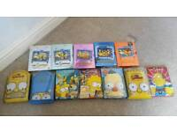 Simpson box sets
