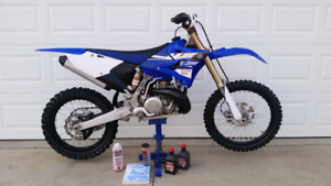 2016 YZ 250 Yamaha 2 Stroke Like New!!