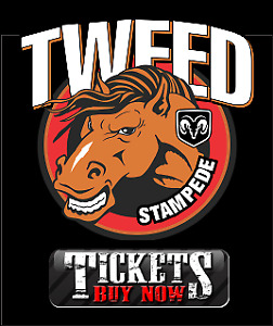 TWEED STAMPEDE AND JAMBOREE TICKETS