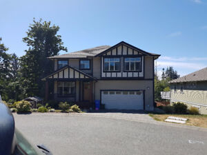 4 bedroom + den house in Sooke for rent $2800/month