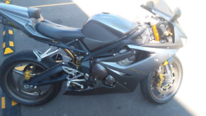 2007 Triumph Daytona 675  Low KMs