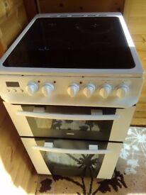 Zanussi Electric Cooker
