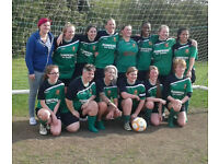 Recruiting for Ladies Football Team