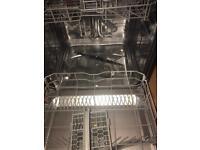 Black kenwood dishwasher