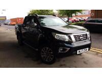 2017 Nissan Navara NP300 DOUBLE CAB PICKUP TEKNA Automatic Diesel Convertible