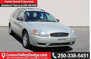 2005 Ford Taurus SE KEYLESS ENTRY, ROOF RAILS, A/C