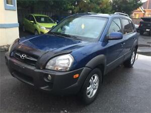 2006 Hyundai Tucson GL w/Leather Pkg
