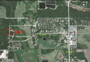 Cottage lots near Clear Lake