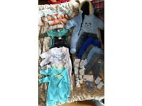 Baby boy clothes 0-6months