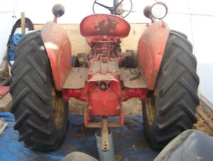 MASSEY 44 TRACTORS FOR SALE OR TRADE- WANT GONE NEED THE ROOM