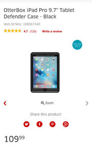 Brand new Otterbox Defender for iPad Pro 9.7