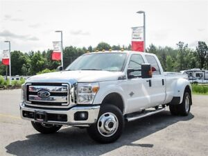 2014 Ford F-350 XLT Crew Cab Long Bed DRW 4WD