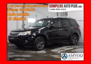2013 Subaru Forester 2.5X Touring *Toit pano/Mags/Fogs
