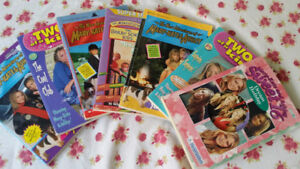 MARY-KATE & ASHLEY BOOKS (and other books)