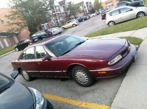 1997 Oldsmobile Eighty-Eight Sedan