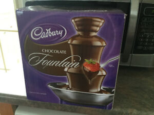 Reduced!  Chocolate Fountain. ( brand new in box)
