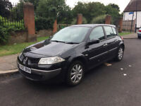 Renault Megane 2007 ,1,5 L Diesel DCI , Road Tax 30£ a Year , Full Service History
