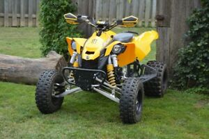 2008 Can-Am 450DS