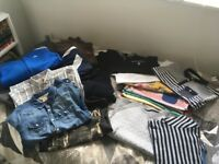 BUNDLE OF BOYS CLOTHES AGE 10 -12