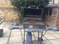 Large gas barbecue, free