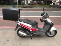 Honda dilan 125cc 2005