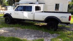 1993 Ford F-350 4x4