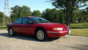 1997 Chrysler Concorde Sedan