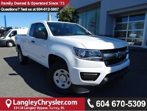 2015 Chevrolet Colorado w/ Safety Backup Camera & Power Group
