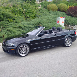 BMW 3-Series 330CI Convertible 18 M3 rims & new clutch