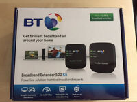Broadband Extender 500 Kit