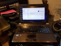 TOSHIBA TECRA R840 CORE i5 4GB Ram 320GB HDD Webcam Wifi WINDOWS 7