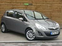 Vauxhall Corsa 1.4 SE 5dr FULL SERVICE HISTORY (pepperdust brown metallic) 2013