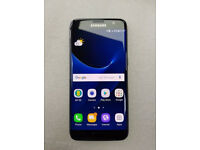 SAMSUNG GALAXY S7 EDGE 32GB BLACK UNLOCKED WITH RECEIPT