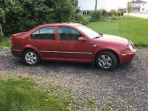 2004 Volkswagen Jetta Berline