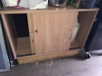High quality storage utilities stationary cupboard on clearance just £35