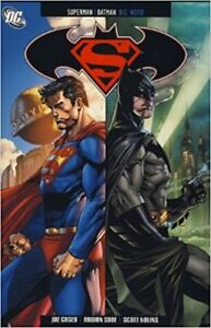 Superman Batman Big Noise Trade Paperback