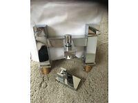 Verona Deck Bath Shower Mixer Tap