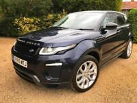 2016MY LAND ROVER RANGE ROVER EVOQUE 2.0 TD4 HSE DYNAMIC