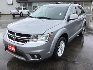 2015 Dodge Journey SXT   One Owner   Heated Seats