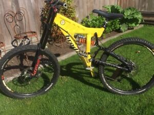 Mountain Bike 2004 Brodie 9Ball Full Suspension GREAT DEAL!!