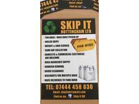 Grab hire and skip hire