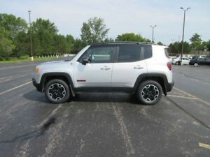 2016 Jeep RENEGADE TRAILHAWK 4X4