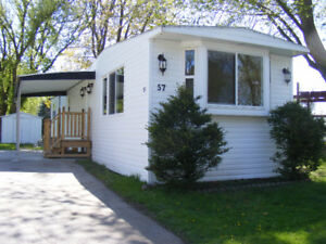 2 Bedroom 1 Bath Trailer Available for Rent in St.Clair Estates